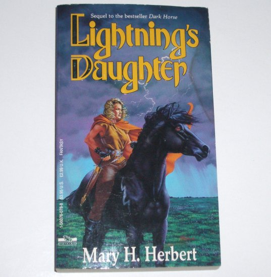 Lightning's Daughter by MARY H HERBERT Fantasy 1991