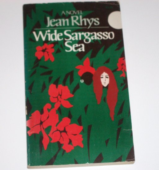 Wide Sargasso Sea by JEAN RHYS Gothic Romance Paperback Popular Library 1982