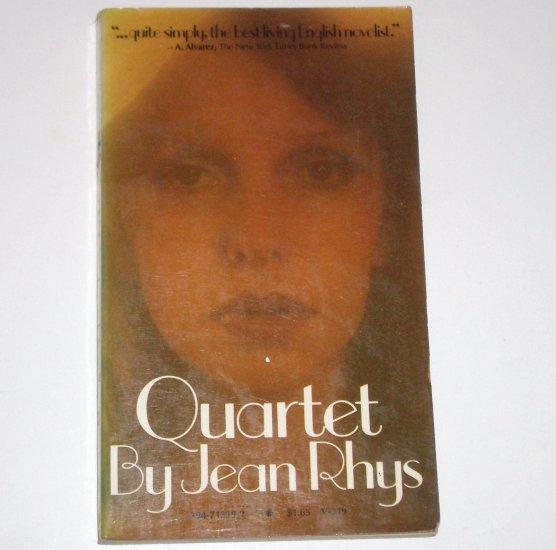 Quartet by JEAN RHYS Romance 1974