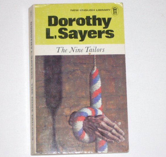 The Nine Tailors by DOROTHY L SAYERS A Lord Peter Wimsey Cozy Mystery 1972 Import