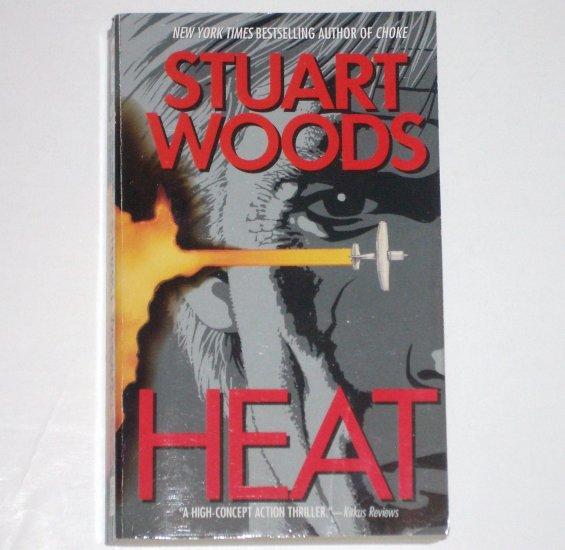 Heat by STUART WOODS Suspense Thriller 1995