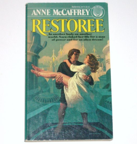 Restoree by ANNE McCAFFREY Del Rey Science Fiction 1980