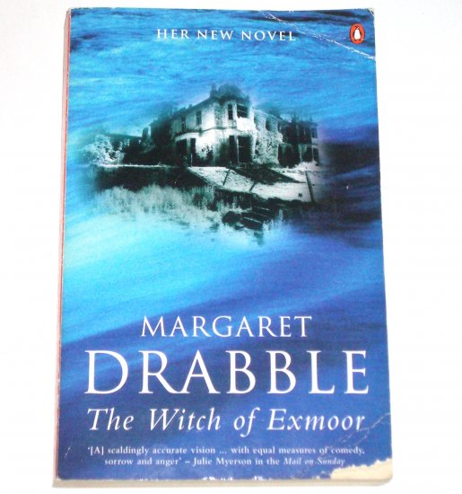The Witch of Exmoor by MARGARET DRABBLE Trade Size 1997