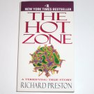 The Hot Zone by RICHARD PRESTON A Terrifying True Story 1995