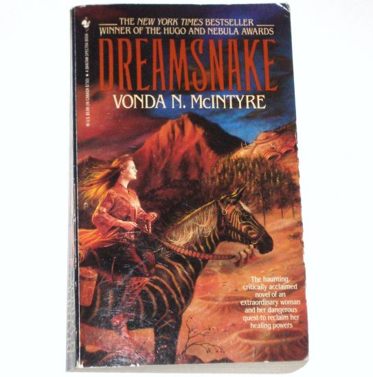 Dreamsnake by VONDA N McINTYRE Science Fiction 1994