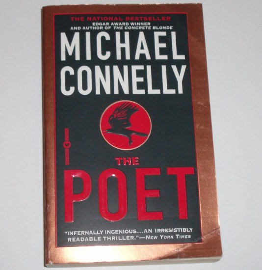 The Poet by MICHAEL CONNELLY Suspense Thriller 1997