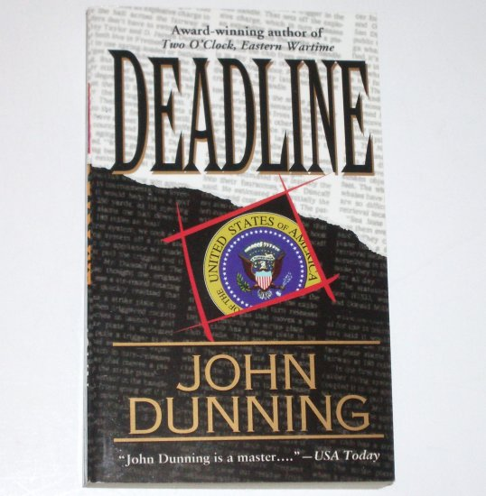 Deadline by JOHN DUNNING Mystery 1997