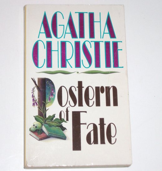 Postern of Fate by AGATHA CHRISTIE A Tommy and Tuppence Beresford Mystery 1991