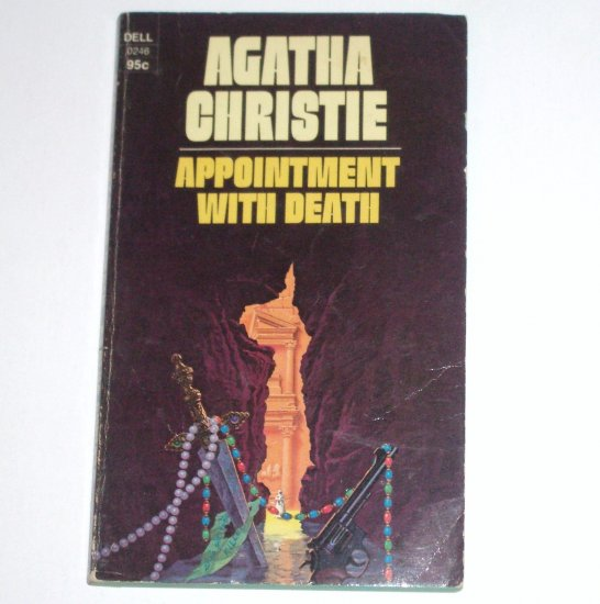 Appointment With Death by AGATHA CHRISTIE A Hercule Poirot Mystery 1975