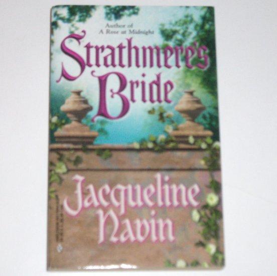 Strathmere's Bride by JACQUELINE NAVIN Harlequin Historical Regency Romance 1999