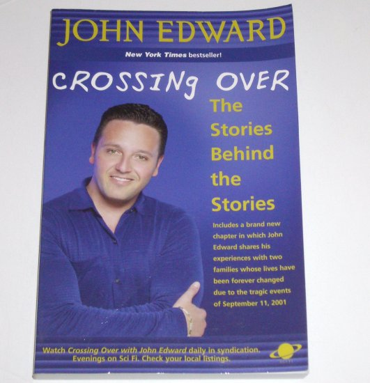 Crossing Over by JOHN EDWARD Psychic Medium 2002