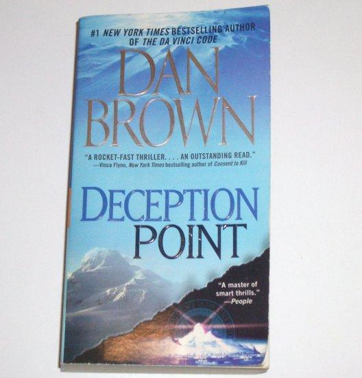 Deception Point by DAN BROWN Thriller 2006