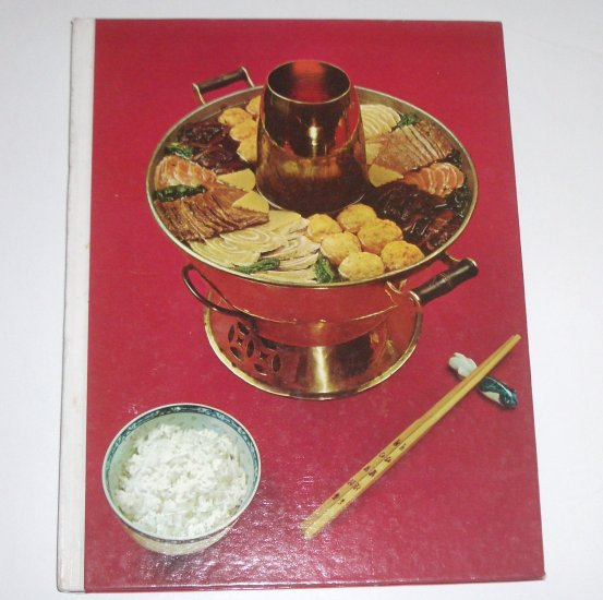 The Cooking of China by EMILY HAHN Cookbook 1981 Hardcover Time Life Books