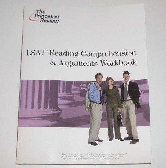 The Princeton Review LSAT Reading Comprehension & Arguments Workbook 2005-2006