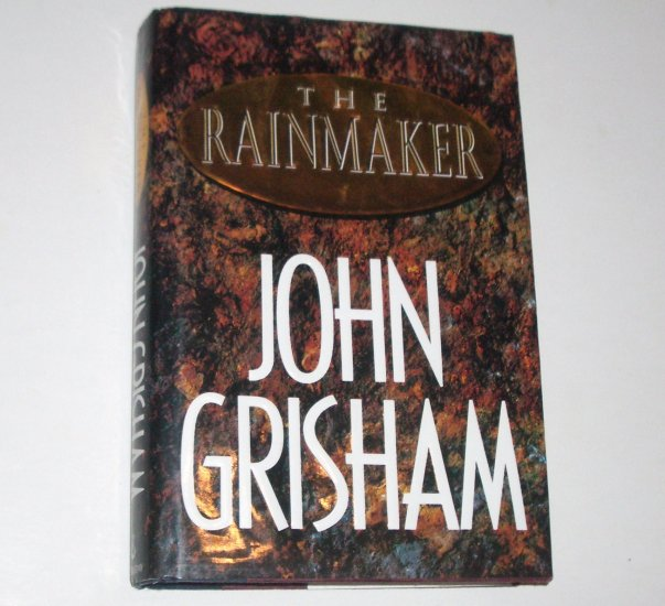 The Rainmaker by JOHN GRISHAM Hardcover Dust Jacket 1995