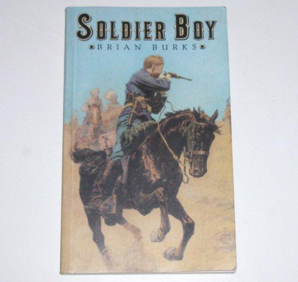 Soldier Boy by BRIAN BURKS Juvenile Fiction 1997