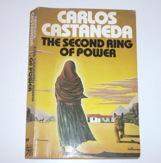 The Second Ring of Power by CARLOS CASTANEDA Trade Size 1977