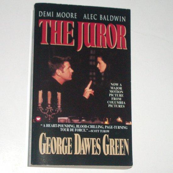 The Juror by GEORGE DAWES GREEN Thriller 1995