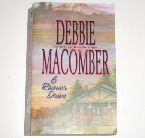 6 Rainier Drive by DEBBIE MACOMBER Contemporary Romance 2006 Cedar Cove Series