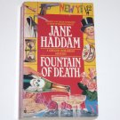 Fountain of Death by JANE HADDAM A Gregor Demarkian Mystery 1995
