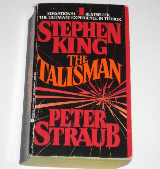 The Talisman by STEPHEN KING and PETER STRAUB Horror 1987