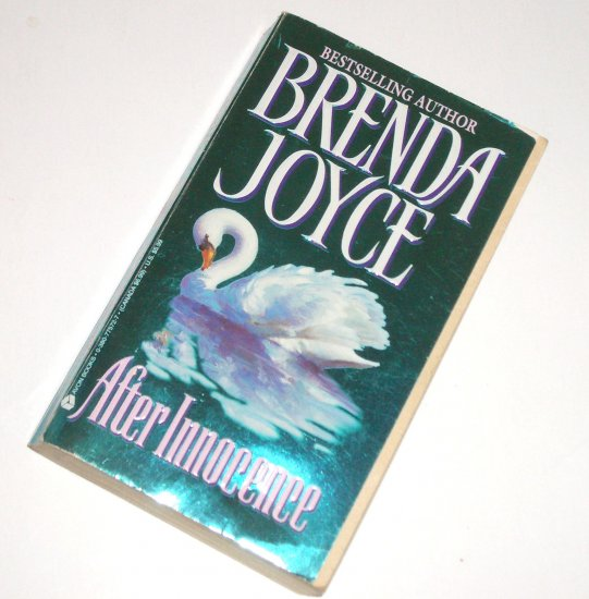 After Innocence by Brenda Joyce Historical Turn of the Century Romance 1994