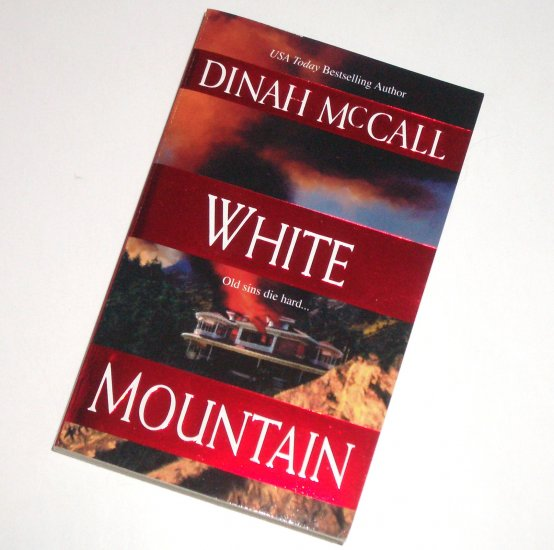 White Mountain by DINAH McCALL Romantic Suspense 2002