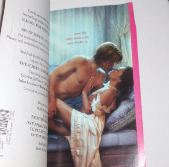 Only a Duke Will Do by SABRINA JEFFRIES Historical Romance 2006 The School for Heiresses Series