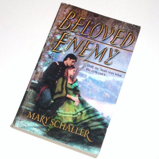 Beloved Enemy by MARY SCHALLER Harlequin Historical No 701 Civil War Romance 2004