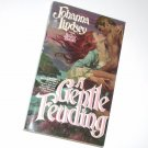 A Gentle Feuding by Johanna Lindsey Historical Scottish Romance 1984 TOP PICK