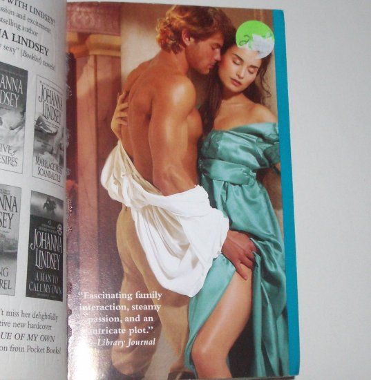 No Choice But Seduction by Johanna Lindsey Historical Turn of the Century Romance 2009 Malory Series