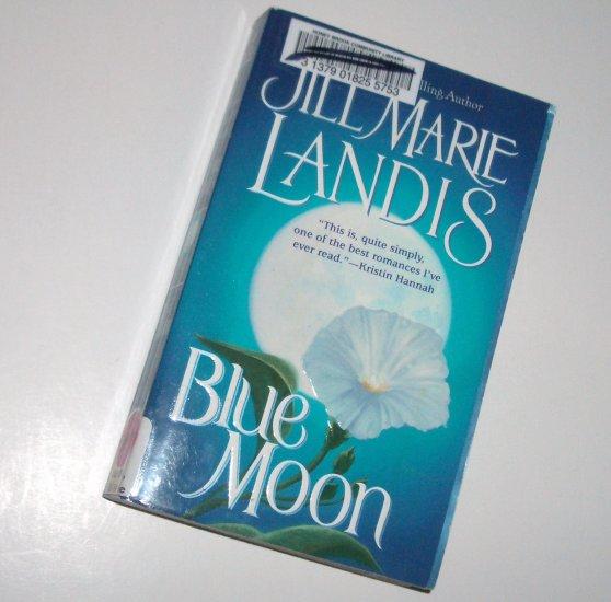 Blue Moon by JILL MARIE LANDIS Historical Indian Romance 1999