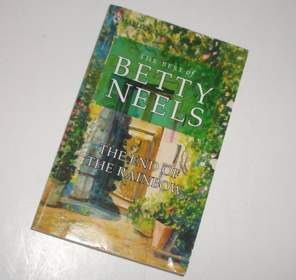 The End of the Rainbow by BETTY NEELS Contemporary Romance 2006 Best of