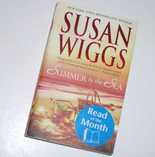 Summer by the Sea by Susan Wiggs Contemporary Romance 2008