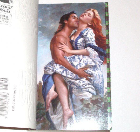 The Enchanted Bride by ELLEN TANNER MARSH Historical Scottish Romance 1996