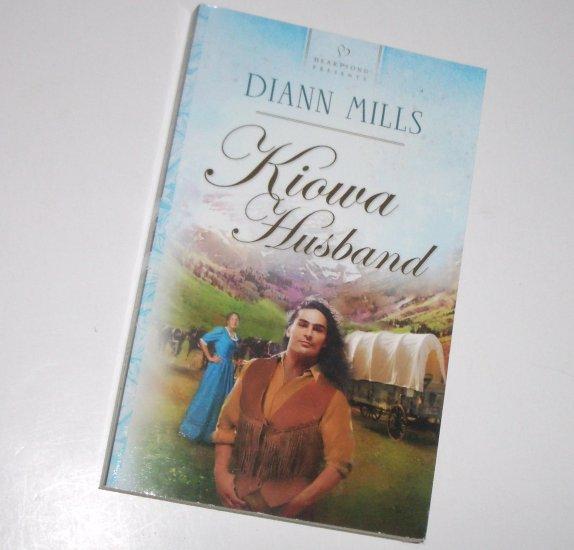 Kiowa Husband by DIANN MILLS Heartsong Presents Inspirational Romance No 596 2004