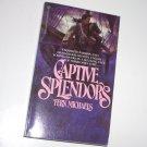 Captive Splendors by Fern Michaels Historical Pirate Romance 1980 Captives Series