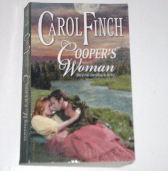 Cooper's Woman by CAROL FINCH Harlequin Historical Western Romance No 897 2008
