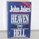 Heaven and Hell by JOHN JAKES Western 1988 North And South Trilogy Series