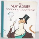 The New Yorker Book of Cat Cartoons 1990 Humor 2nd Printing
