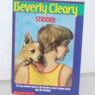 Strider by BEVERLY CLEARY Scholastic Childrens Book 1999
