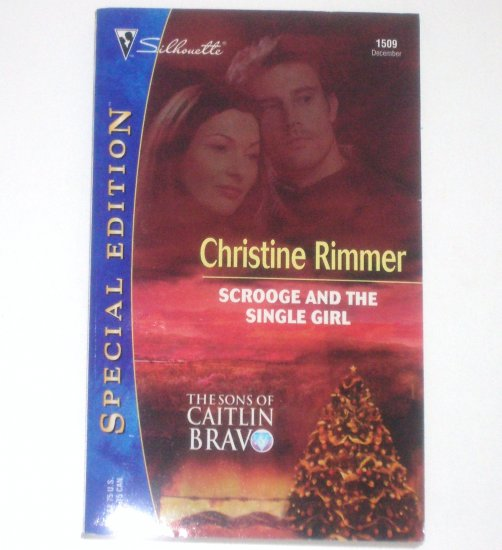 Scrooge and the Single Girl CHRISTINE RIMMER Silhouette SE 1509 Dec02 Sons of Caitlin Bravo