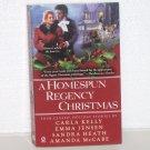 A Homespun Regency Christmas by SANDRA HEATH, AMANDA McCABE, EMMA JENSEN, et al 2008