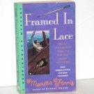 Framed in Lace by Monica Ferris A Berkley Prime Crime Needlecraft Cozy Mystery 1999
