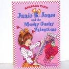 Junie B. Jones and the Mushy Gushy Valentine by BARBARA PARK