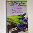 The Heart's Forgiveness by MERRILLEE WHREN Christian Romance 2007 Large Print The Reynolds Brothers