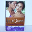 The Lost Duke of Wyndham by JULIA QUINN Historical Regency Romance 2008 Two Dukes of Wyndham Series