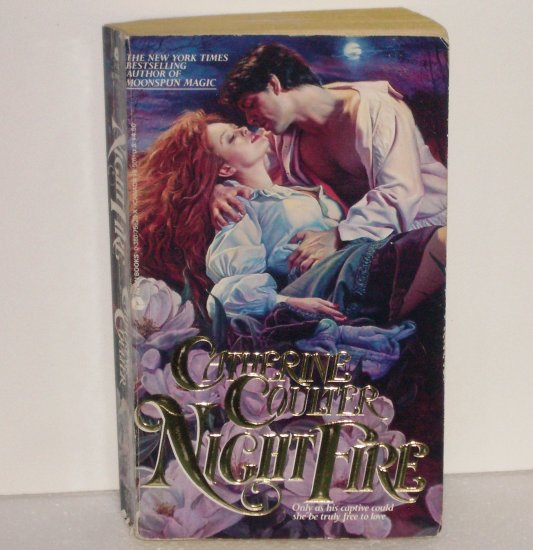 Night Fire by CATHERINE COULTER Historical Regency Romance 1989 Night Trilogy Series