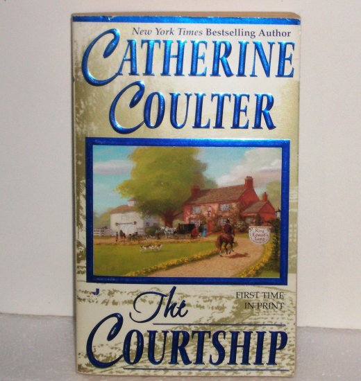 The Courtship by CATHERINE COULTER Historical Regency Romance 2000 The Sherbrooke Brides Series