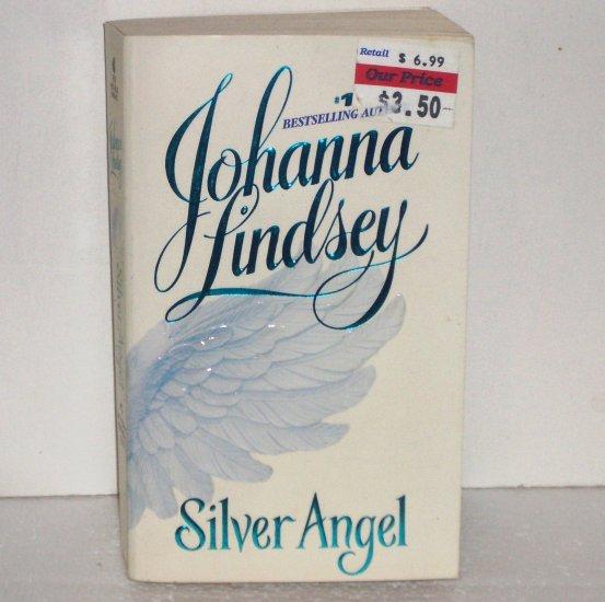 Silver Angel by JOHANNA LINDSEY Historical Sheikh Romance 1988
